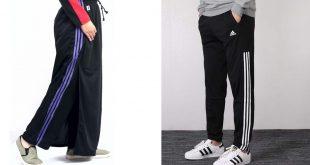 Outfit olahraga