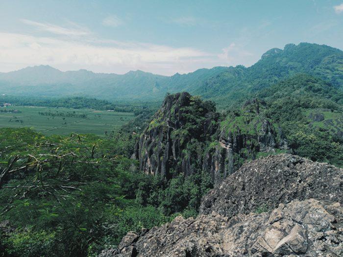 Gunung Sepikul