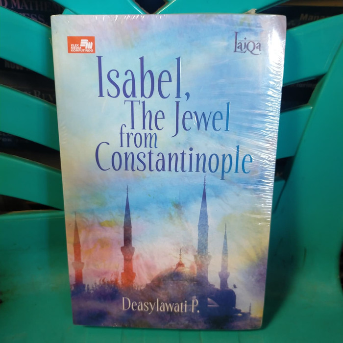 Novel Isabel The Jewel From Constantinople