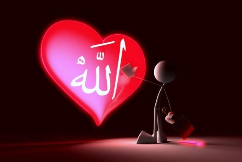 cinta pada Allah